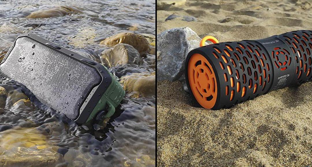 ¿Cómo sé si mis dispositivos son resistentes al agua?